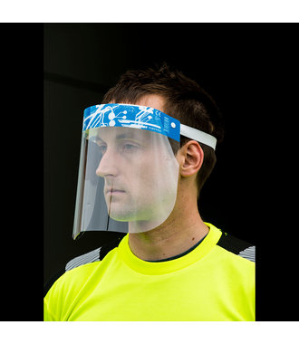CV16 - Ecran facial APET 300 microns - Clear - R