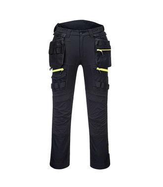 DX440 - Pantalon DX4 poches flottantes démontables - Black - R