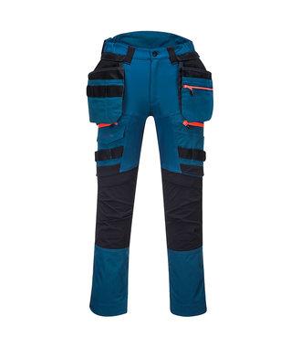 DX440 - Pantalon DX4 poches flottantes démontables - Metro Blue - R