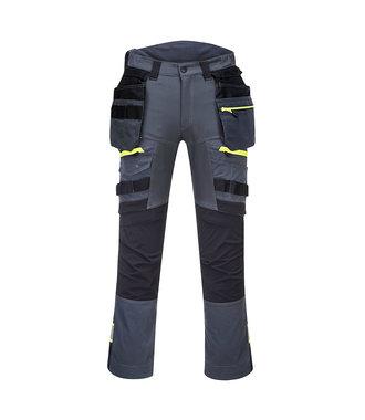 DX440 - Pantalon DX4 poches flottantes démontables - Metal Grey - R