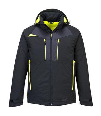DX460 - DX4 Winter Jacket - Black - R