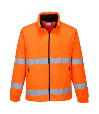 F250 - Hi-Vis Essential Fleece - Orange - R