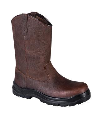 FC16 - Portwest Compositelite Indiana Rigger Boot S3 - Brown - R