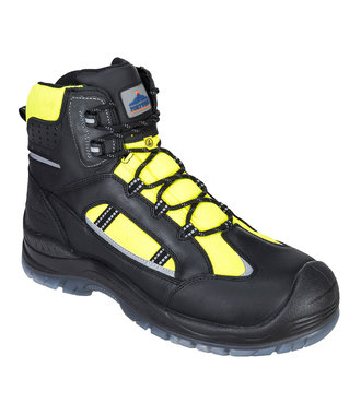 FC59 - Portwest Compositelite Retroglo Hi-Vis Boot S3 WR ESD - Yellow - R