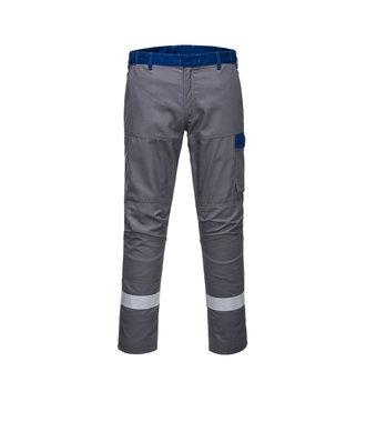 FR06 - Bizflame Ultra Two Tone Trouser - Grey - R