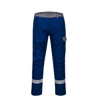 FR06 - Pantalon Bizflame Ultra Bicolore - RoyalShort - S
