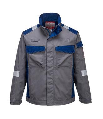 FR08 - Bizflame Ultra Two Tone Jacket - Grey - R