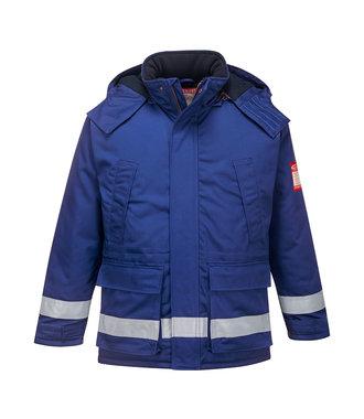 FR59 - FR Anti-Static Winter Jacket - Royal - R