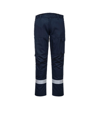 FR66 - Bizflame Ultra Trouser - Navy S - S