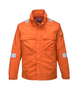 FR68 - Veste Ultra Bizflame - Orange - R