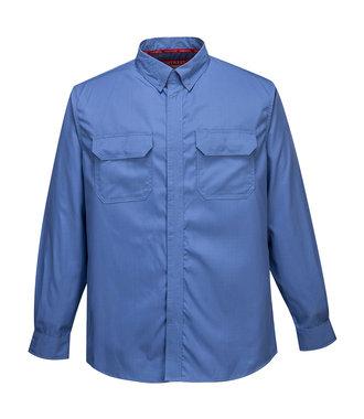 FR69 - Bizflame Plus Shirt - Blue - U