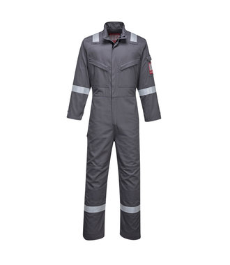 FR93 - Bizflame Ultra Coverall - Grey - R