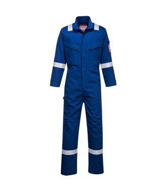 FR93 - Bizflame Ultra Coverall - Royal - R