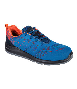 FT25 - Steelite Aire Trainer  S1 - BlueOr - O