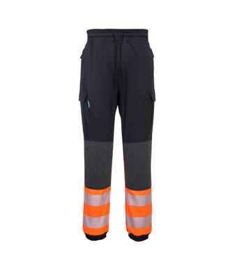 KX341 - KX3 pantalon flexi haute visibilité - BkOr - R