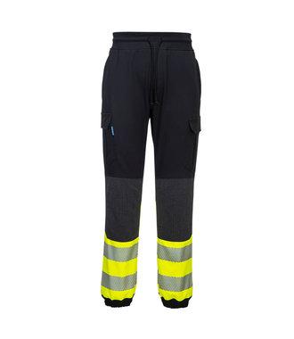 KX341 - KX3 pantalon flexi haute visibilité - BkYe - R