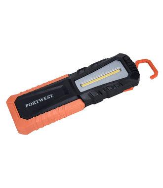 PA78 - Inspektionslampe - wiederaufladbar per USB - Black - R