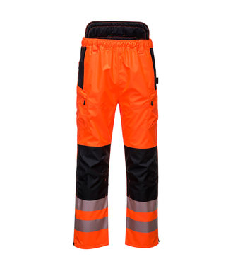 PW342 - PW3 Hi-Vis Extreme Trouser - OrBk - R