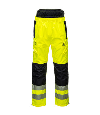 PW342 - PW3 Hi-Vis Extreme Trouser - YeBk - R