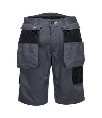 PW345 - PW3 Shorts mit Holstertaschen - ZoomBk - R