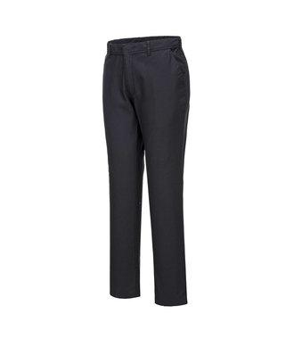 S232 - Pantalon Chino Strech coupe slim - BlackS - S