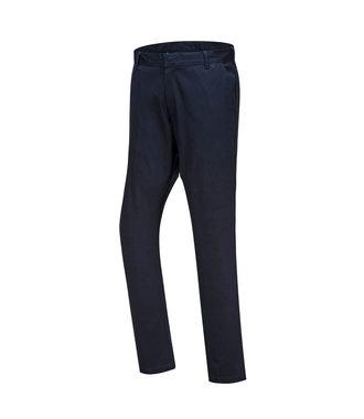 S232 - Stretch Slim Chino Trouser - DNavyS - S