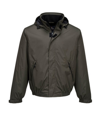 S503 - Calais Breathable Bomber Jacket - Olive - R