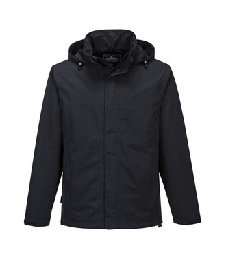 S508 - Mens Corporate Shell Jacket - Black - R