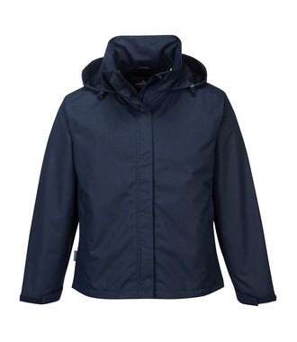S509 - Ladies Corporate Shell Jacket - Navy - R