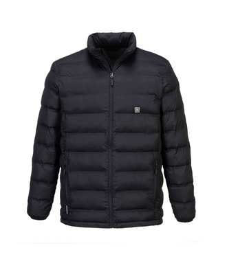 S547 - Veste Tunnel chauffée par ultrasons - Black - R