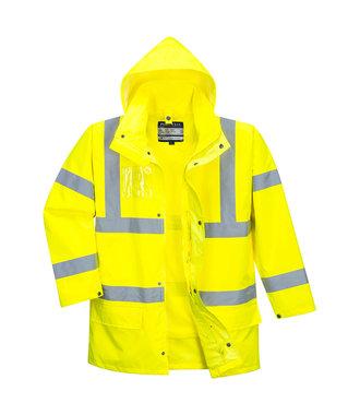 S765 - Hi-Vis Essential 5-in-1 Jacket - Yellow - R