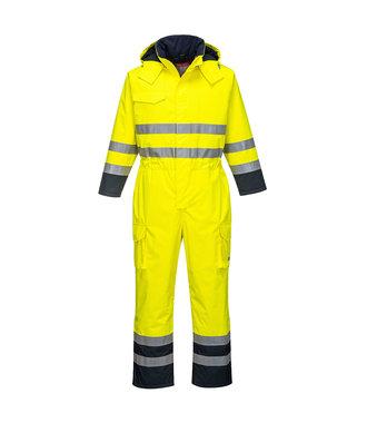 S775 - Bizflame Multi Regen-Warnschutzoverall - YeNa - R