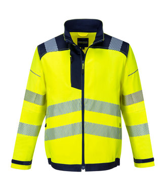 T500 - PW3 Hi-Vis Work Jacket - YeNa - R