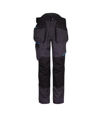 T702 - WX3 Holster Trouser - Metal Grey - R