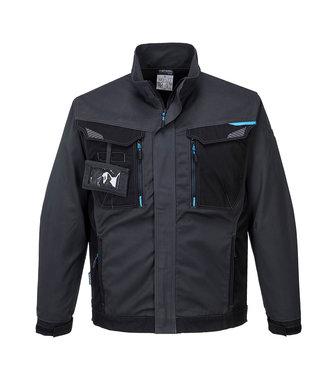 T703 - WX3 Work Jacket - Metal Grey - R