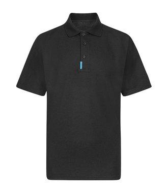T720 - WX3 Polo Shirt - Black - R