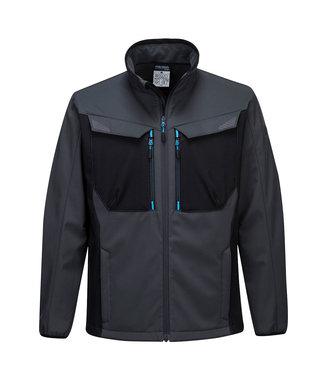 T750 - WX3 Softshell Jacket - Metal Grey - R