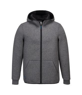 T831 - KX3 Neo Fleece Jacke - Grey - R