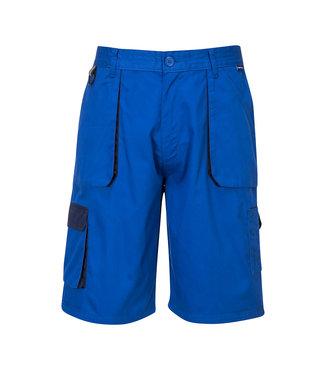 TX14 - Portwest Texo Contrast Shorts - Royal - R