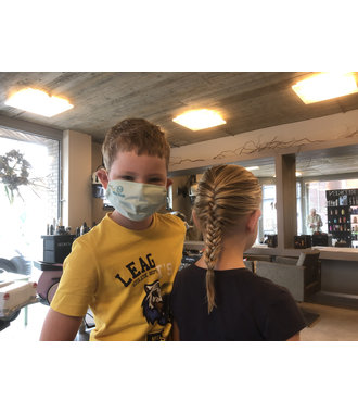 MAX Mask - masque buccal antibactérien pour adultes et enfants