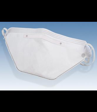 Folding mask FFP2 - EN14683 Type IIR HSD-F02 - 25 pcs