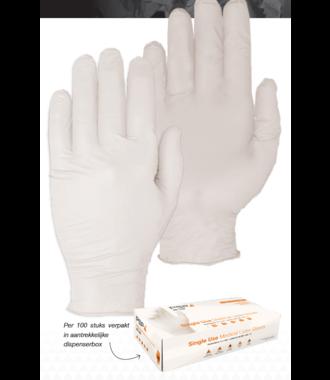 Medical disposable gloves latex PSP 50-190