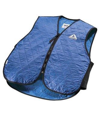 Verdunstungskühlweste - Sport & Arbeit  - blau
