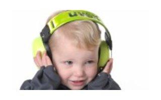 Ohrstöpsel und Ohrenschützer