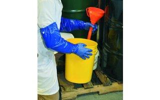 Zware chemicaliën - water oplosbaar