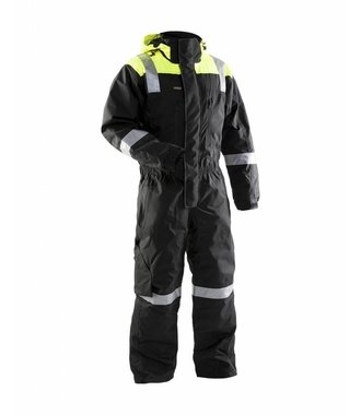 Winter coverall : Noir/Jaune - 678719779933