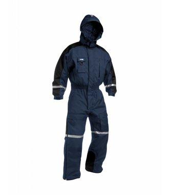 Winteroverall : Marineblauw/Zwart - 678519778999