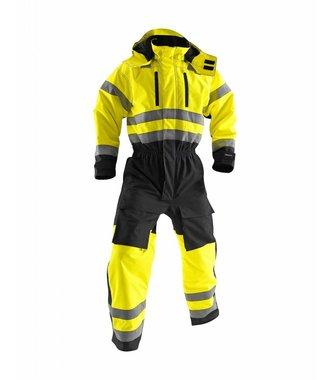 Combinaison hiver haute-visibilité classe 3 : Jaune/Noir - 676319773399