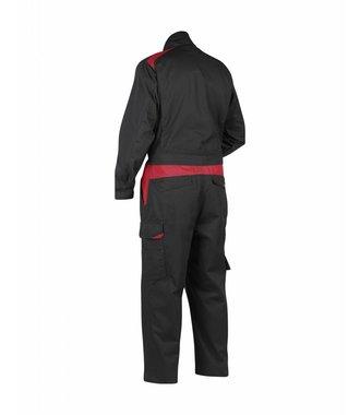 Combinaison Industrie : Noir/Rouge - 605418009956