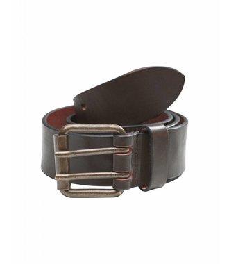 Ledergürtel : Braun - 400739003800